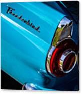 1956 Ford Thunderbird 2 Canvas Print