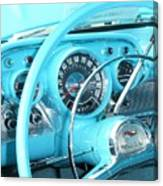 1957 Chevrolet Canvas Print