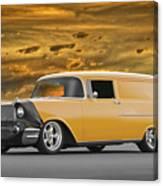 1957 Chevrolet Sedan Delivery II Canvas Print