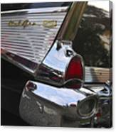 1957 Chevy Bel-air Canvas Print