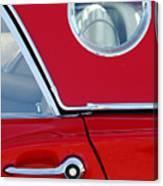 1957 Ford Thunderbird  Canvas Print
