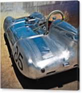 1957 Lotus Eleven Le Mans Canvas Print