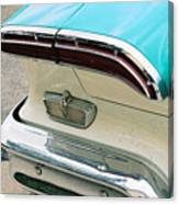 1958 Edsel Pacer Tail Light Canvas Print