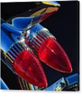 1959 Cadillac Eldorado Tail Fin 3 Canvas Print
