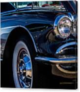 1959 Chevy Corvette Canvas Print