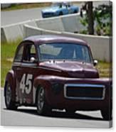 1959 Volvo 544 Canvas Print