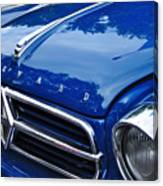 1960 Borgward Isabella Coupe Canvas Print