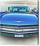1960 Cadillac - Vignette Canvas Print
