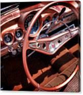 1960 Chevrolet Impala Convertible Canvas Print