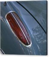 1960 Chevy Corvette Taillight Canvas Print