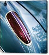 1960 Corvette Taillight Canvas Print