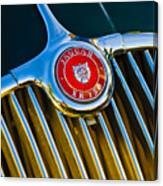1960 Jaguar Xk150 Roadster 3 Canvas Print