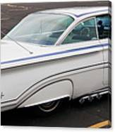 1960 Olds Eighty Eight 2023 Canvas Print