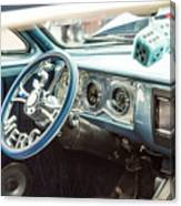 1961 Mercury Classic Car Photograph 021.02 Canvas Print