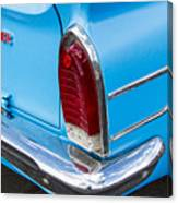 1961 Rambler Cross Country Tail Light Canvas Print