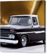 1962 Chevrolet Shortbed Pickup II Canvas Print