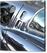 1963 Corvette Stingray Canvas Print