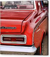 1963 Dodge 426 Ramcharger Max Wedge Canvas Print