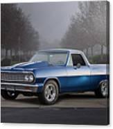 1964 Chevrolet El Camino IIi Canvas Print