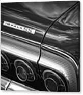 1964 Chevrolet Impala Ss Canvas Print