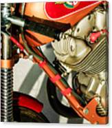 1964 Ducati 250cc F3 Corsa Motorcycle -2727c Canvas Print