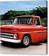 1965 Chevrolet 3100 Pickup I Canvas Print