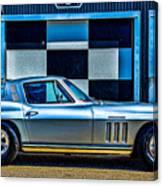 1965 Corvette Fuelie Canvas Print
