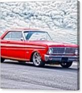 1965 Ford Falcon Sprint 289 Canvas Print