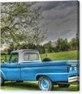 1965 Ford Canvas Print