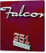 1966 Ford Falcon Canvas Print