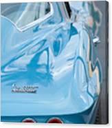 1967 Chevrolet Corvette 11 Canvas Print