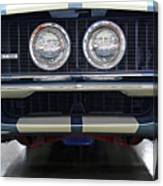 1967 Shelby Gt500 Canvas Print