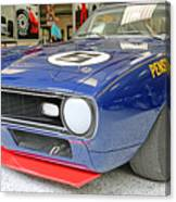 1968 Trans-am Chevy Camaro Canvas Print