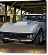 1969 Corvette Lt1 Coupe II Canvas Print