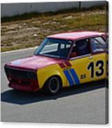 1969 Datsun 510 Canvas Print