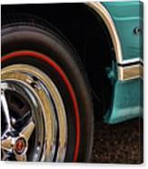 1969 Dodge Coronet 500 Canvas Print