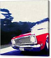 1969 Ford Falcon Futura Canvas Print