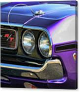 1970 Dodge Challenger Rt 440 Magnum Canvas Print