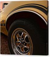 1970 Oldsmobile Cutlass 4-4-2 W-30  Canvas Print