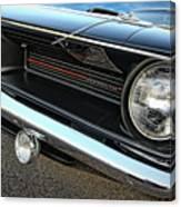 1970 Plymouth Barracuda 'cuda 440 Canvas Print
