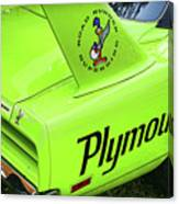 1970 Plymouth Superbird Canvas Print