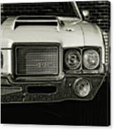 1972 Olds 442 Canvas Print