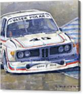 1974 Bmw 3.5 Csl  Canvas Print