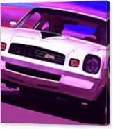 1978 Chevy Camaro Z28 Canvas Print