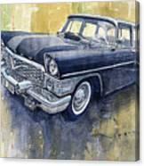 1978 Gaz Chaika M13 Canvas Print