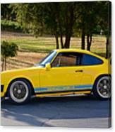 1983 Porsche Haut 911 Canvas Print