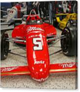 1985 Indy 500 Winner Danny Sullivan Canvas Print