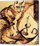 19899 Manuel Ruiz Pipo Canvas Print