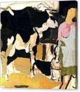 19933 Manuel Ruiz Pipo Canvas Print