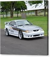 1995 Clarion Mustang Gt Herr Canvas Print